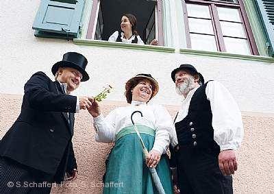Die Lindenwirtin - das historische Show-Dinner Bad Liebenzell
