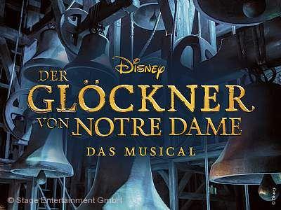 """Disneys """"Der Glöckner von Notre Dame"""" Stuttgart"""
