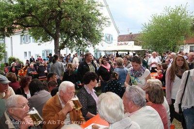 Dorf- und Backhausfest Vilsingen Inzigkofen