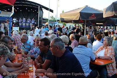 Dorffest mit Tischmesse Eigeltingen