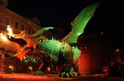 Drachenstich Festspiele Furth im Wald