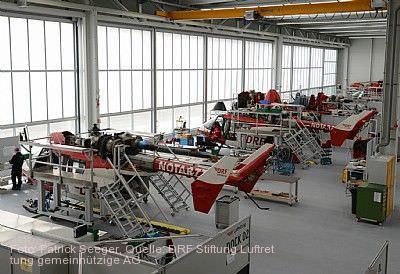 Tag der offenen Tür der DRF Luftrettung Rheinmünster