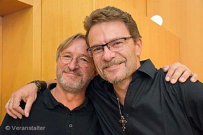 Herbolzheimer Musiktage: Christoph Jäger und Sepp Steinkogler