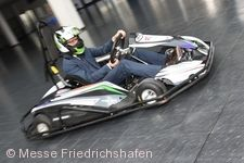 e-mobility-world - Expo für nachhaltige Mobilität Friedrichshafen am Bodensee