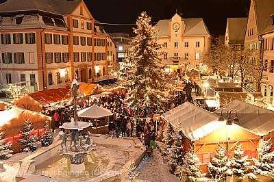 Ehinger Weihnachtsmarkt Ehingen (Donau)