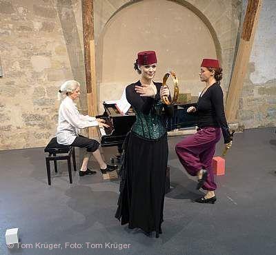 """Ohren auf! Konzert für kleine Leute - """"Ein Tag in Mozarts Tonwerkstatt"""" Kernen im Remstal"""