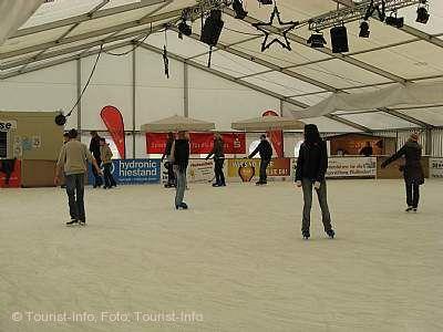 Das Pfullendorfer Eiszelt