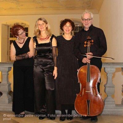 Ensemble petite reprise: music for a while Kressbronn am Bodensee