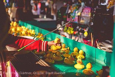 Frühlingsjahrmarkt und Krämermarkt Rastatt