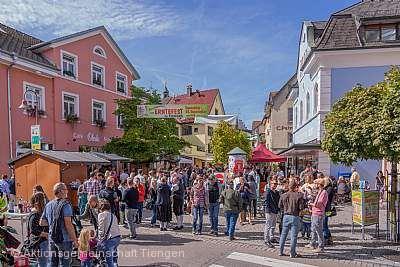 Erntefest Tiengen Waldshut-Tiengen