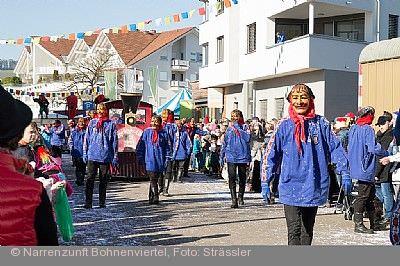 Narrentreffen in Hohentengen Hohentengen am Hochrhein