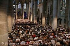 """Festival Europäische Kirchenmusik - """"Als Mann und Frau"""" Schwäbisch Gmünd"""