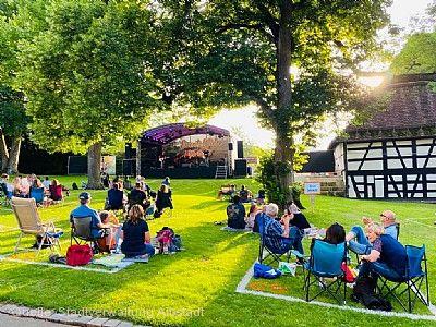 Event-Wiese 2021 Albstadt