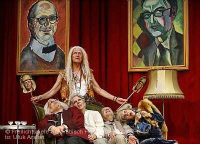 Freilichtspiele Schwäbisch Hall - Neues Globe Theater