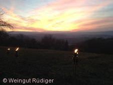 Glühwein Fackelwanderung Straubenhardt