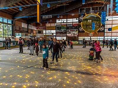 Eissporthalle Herrischried - Familienwochenende