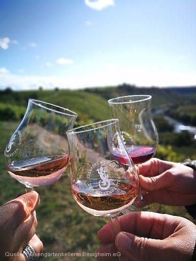 Weinfest und Weinprobiertag Hessigheim