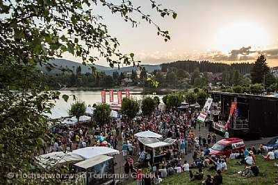 Seenachtsfest Schluchsee am 07.08.2021 bis 08.08.2021