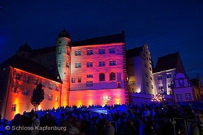 Festival auf Schloss Kapfenburg Lauchheim