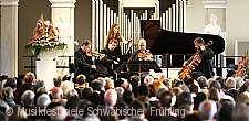 Musikfestspiele Schwäbischer Frühling: Eröffnungskonzert Ochsenhausen