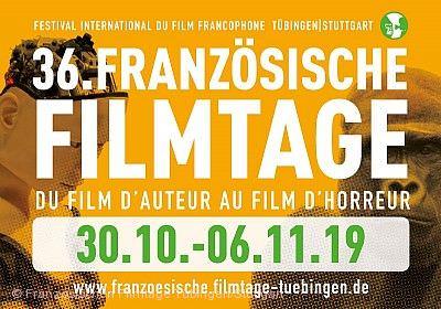 Französische Filmtage Tübingen-Stuttgart