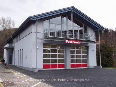 Tag der offenen Tür der Freiwilligen Feuerwehr Heiligkreuzsteinach