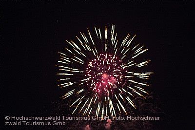 Seenachtsfest am Titisee Titisee-Neustadt
