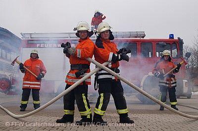 150 Jahre Freiwillige Feuerwehr Grafenhausen