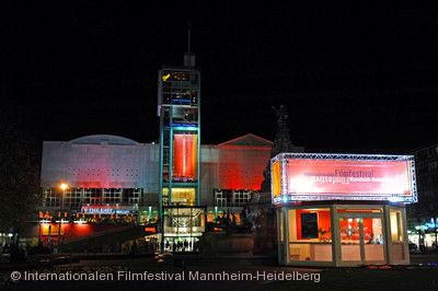 Internationales Filmfestival Mannheim-Heidelberg am 15.11.2018 bis 25.11.2018