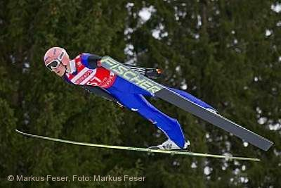 FIS Continental Cup Skispringen Titisee-Neustadt