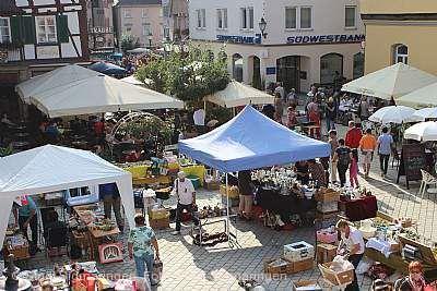 Großer Flohmarkt Sigmaringen