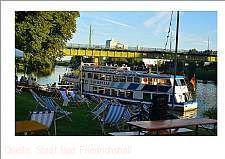 Flussgelaunt am Neckar Bad Friedrichshall