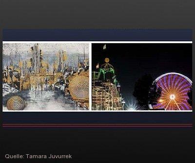 Kunstausstellung Form & Farbe - Malerei und Fotokunst Mühlacker
