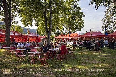 Französischer Markt Wertheim
