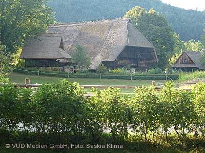 Saison 2020 im Schwarzwälder Freilichtmuseum Vogtsbauernhof Gutach (Schwarzwaldbahn)