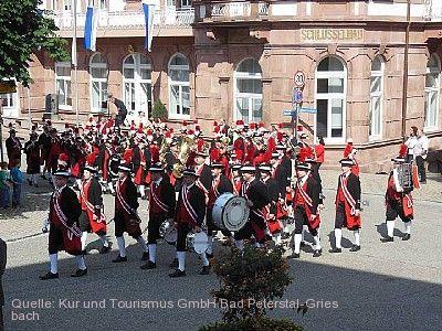 Fronleichnamsprozession und Festumzug Bad Peterstal-Griesbach