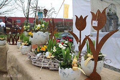ALB-GOLD Frühlingsmarkt Trochtelfingen