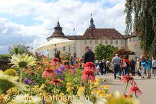 """Fürstliche Gartentage 2017: """"Pflanz dich glücklich"""" Langenburg"""