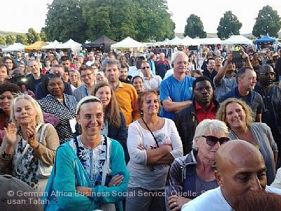 GAIEXPO & 10. Internationale Afrika Festival Tübingen