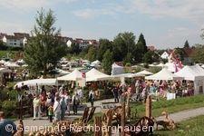 """Gartenmarkt """"Sommer - Bl�ten - Tr�ume"""" Rechberghausen am 13.08.2016 bis 14.08.2016"""