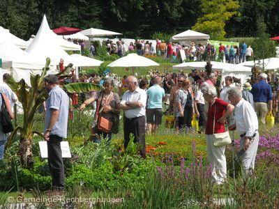 """Gartenmarkt """"Sommer - Blüten - Träume"""" Rechberghausen am 12.08.2017 bis 13.08.2017"""