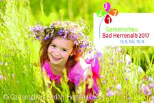 Gartenschau Bad Herrenalb 2017. Blütentraum & Schwarzwaldflair