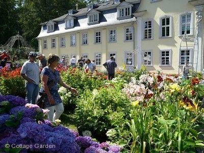 Gartenromantik im Fürstlichen Hofgarten Wertheim