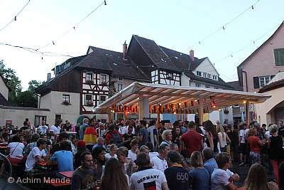 Überlinger Gassenfest Überlingen am 29.06.2018 bis 01.07.2018