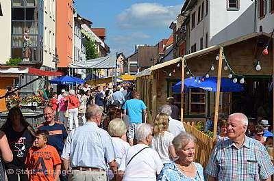 22. Geisinger Straßenfest Geisingen