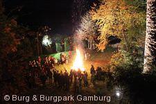 Sagen- und Geisterführung mit Festfeuer Werbach