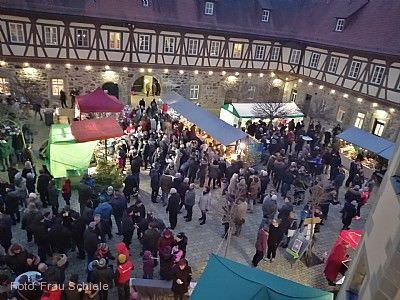 Weihnachtsmarkt Michelbach/Bilz