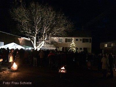 Bretzinger Dorfweihnacht Michelbach/Bilz