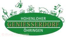 Hohenloher Genießerdorf Öhringen