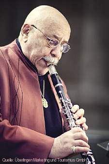 "Giora Feidman & Rastrelli Cello Quartett - ""Feidman plays Beatles"" Überlingen"